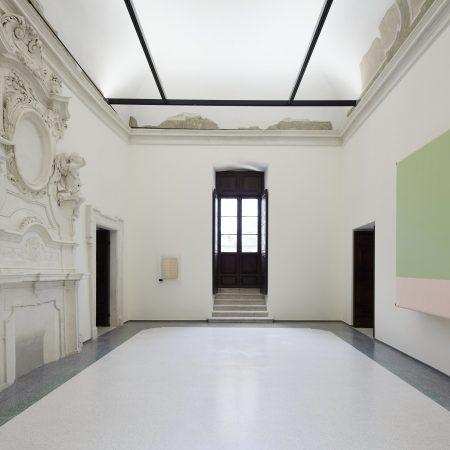 PUNTO DI EQUILIBRIO. Pensiero spazio luce da Toyo Ito a Ettore Spalletti - Allestimento. Ph Agostino Osio - Alto Piano Studio